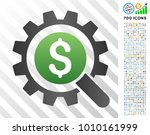 search money options gradient... | Shutterstock .eps vector #1010161999