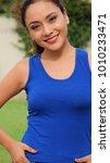 Small photo of Hispanic Beautiful Female