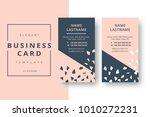 trendy minimal abstract...   Shutterstock .eps vector #1010272231
