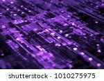3d rendered complex structured... | Shutterstock . vector #1010275975