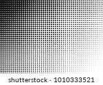 halftone background. gradient...   Shutterstock .eps vector #1010333521