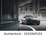 moscow  russia   june 17  2017  ...   Shutterstock . vector #1010369101