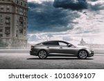 moscow  russia   june 17  2017  ...   Shutterstock . vector #1010369107