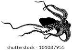 octopus | Shutterstock .eps vector #101037955
