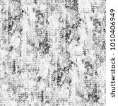 grunge black and white | Shutterstock . vector #1010406949