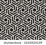 vector seamless pattern. modern ... | Shutterstock .eps vector #1010424139