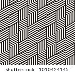 vector seamless pattern. modern ... | Shutterstock .eps vector #1010424145