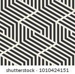 vector seamless pattern. modern ... | Shutterstock .eps vector #1010424151
