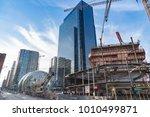 seattle  washington circa... | Shutterstock . vector #1010499871