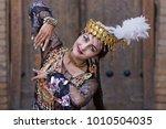 khiva  uzbekistan   may 24 ... | Shutterstock . vector #1010504035