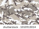 urban camouflage seamless... | Shutterstock .eps vector #1010513014