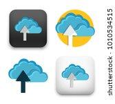 flat vector icon   illustration ... | Shutterstock .eps vector #1010534515