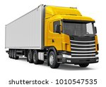 shipping  logistics and freight ... | Shutterstock . vector #1010547535