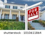 right facing for sale real... | Shutterstock . vector #1010611864