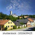 The Town Of Rozmberk Nad...