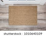 Blank Tan Colored Coir Doormat...