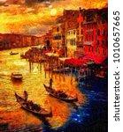 Italy  Venice. European Travel...