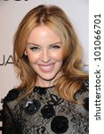 Small photo of Kylie Minogue at amfAR Inspiration Gala Celebrating Men's Style with Piaget and DSquared 2, Chateau Marmont, Los Angeles, CA. 10-27-10