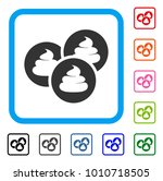 shitcoins icon. flat gray... | Shutterstock .eps vector #1010718505