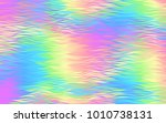 abstract holographic background ... | Shutterstock .eps vector #1010738131
