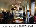 vienna  austria   21 december... | Shutterstock . vector #1010763649