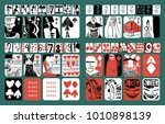 vintage style vector hand drawn ... | Shutterstock .eps vector #1010898139