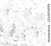 grunge black and white pattern. ... | Shutterstock . vector #1010924059