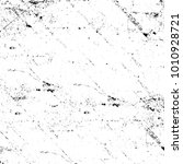 grunge black and white pattern. ... | Shutterstock . vector #1010928721