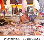 merchants sell nepalese... | Shutterstock . vector #1010938651