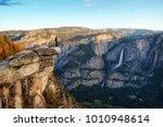 Glacier Point  Yosemite Np  Usa