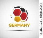 football championship banner.... | Shutterstock .eps vector #1010961661