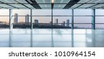 panoramic skyline and buildings ... | Shutterstock . vector #1010964154