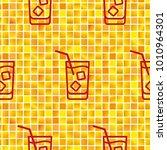 pattern. background texture.... | Shutterstock .eps vector #1010964301