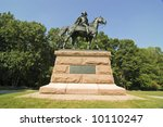 Statue Of Mad Anthony Wayne At...