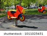 Playground. Children's Games....