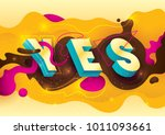 abstract banner design with... | Shutterstock .eps vector #1011093661