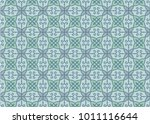 seamless pattern background... | Shutterstock .eps vector #1011116644