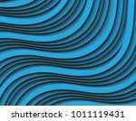 3d line background  templates... | Shutterstock .eps vector #1011119431