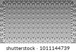 black and white relief convex... | Shutterstock . vector #1011144739