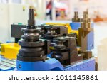 high technology and precison...   Shutterstock . vector #1011145861