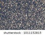 pebble stones with retro filter   Shutterstock . vector #1011152815