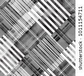 seamless pattern tartan design. ... | Shutterstock . vector #1011154711