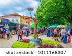kazanlak  bulgaria  june 4 ... | Shutterstock . vector #1011168307