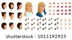 isometrics create your emotions ...   Shutterstock .eps vector #1011192925