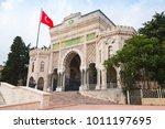 istanbul  turkey   june 28 ... | Shutterstock . vector #1011197695