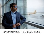 feeling relaxed. confident... | Shutterstock . vector #1011204151