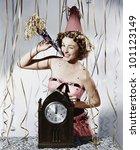 new years celebration | Shutterstock . vector #101123149