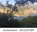 view on charming village assos... | Shutterstock . vector #1011237289