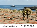 scenic picture of galapagos | Shutterstock . vector #1011255385