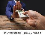 close up of businessman's hand...   Shutterstock . vector #1011270655
